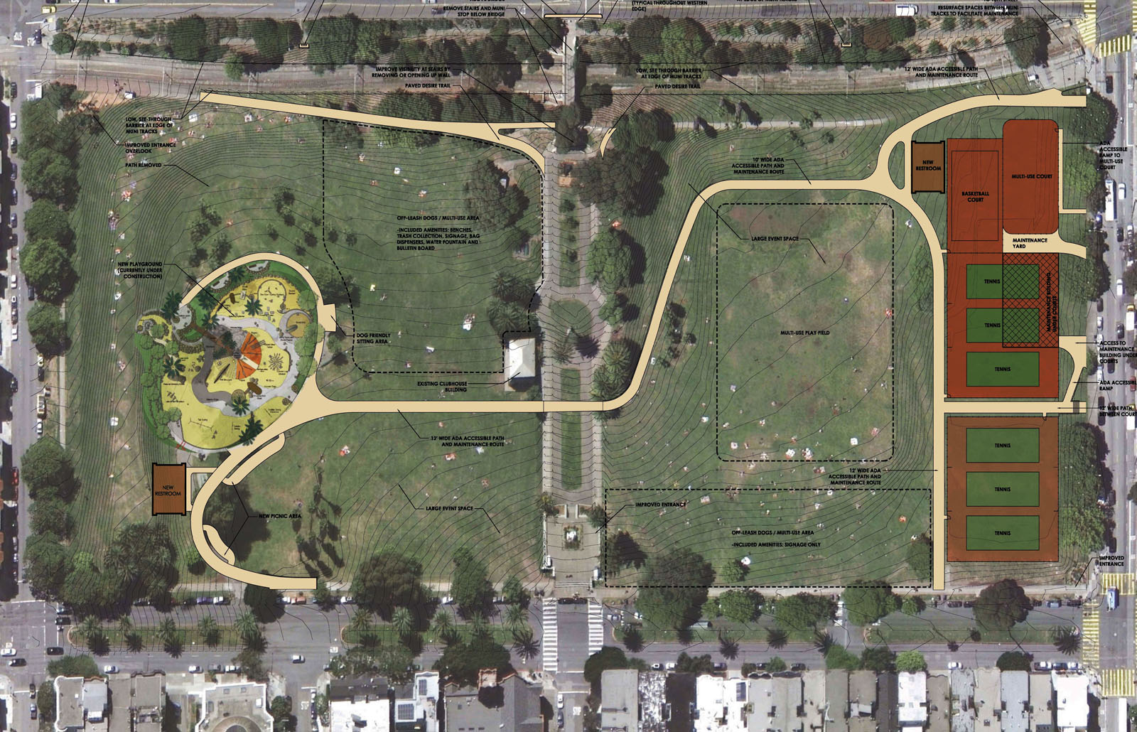 Dolores Park: A Historical Landmark?