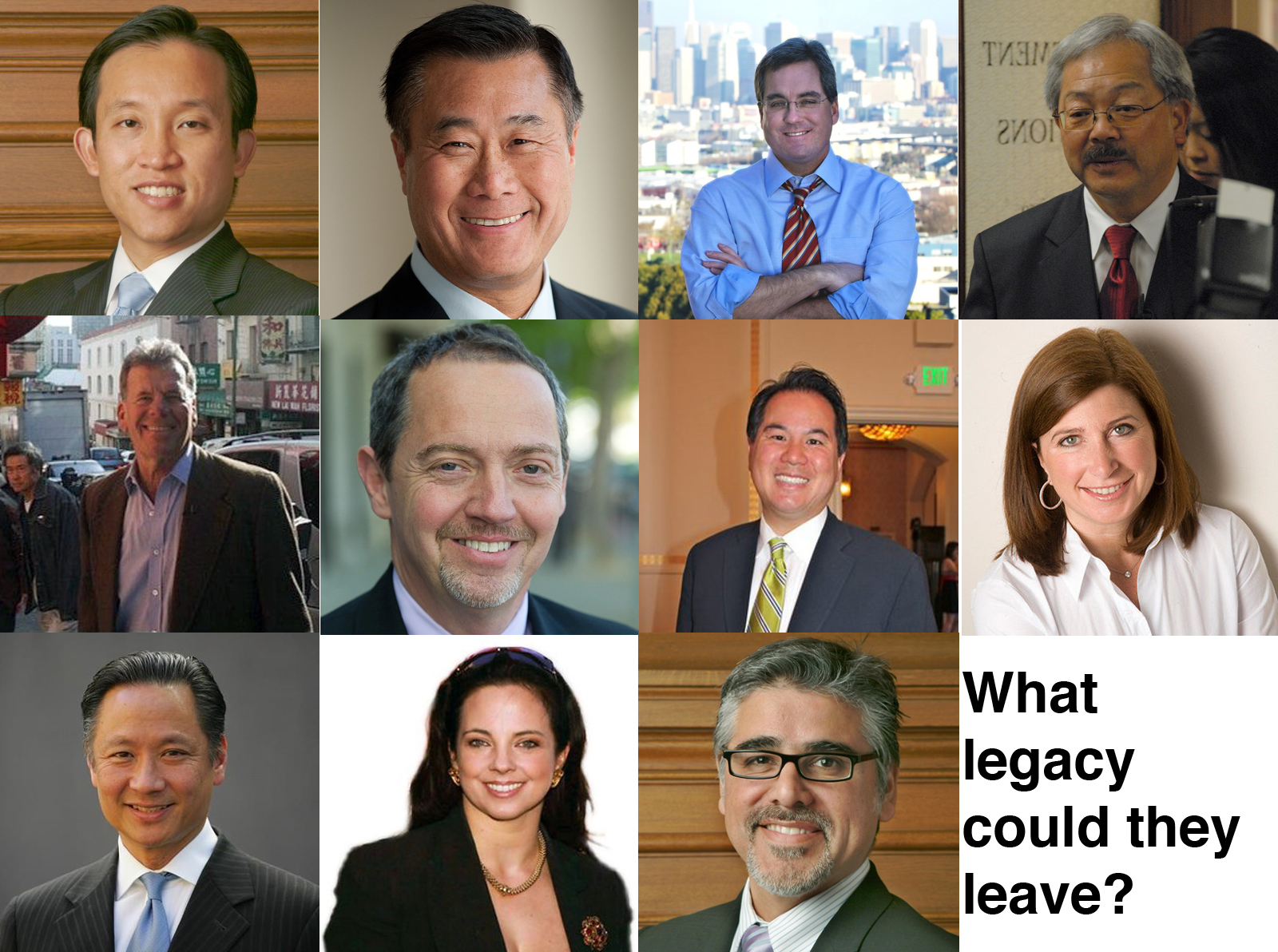 Mayors Leave Their Mark on the Mission
