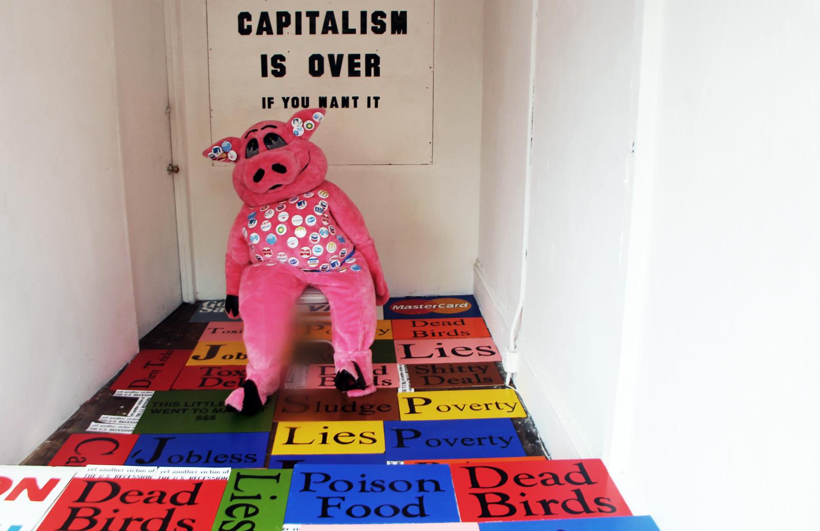 Someone Doesn't Like Capitalism