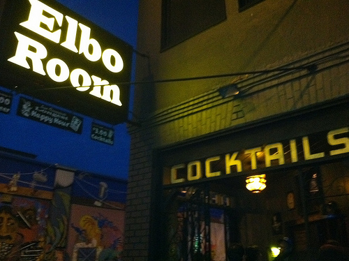 The Elbo Room. Photo by Brittany Schell