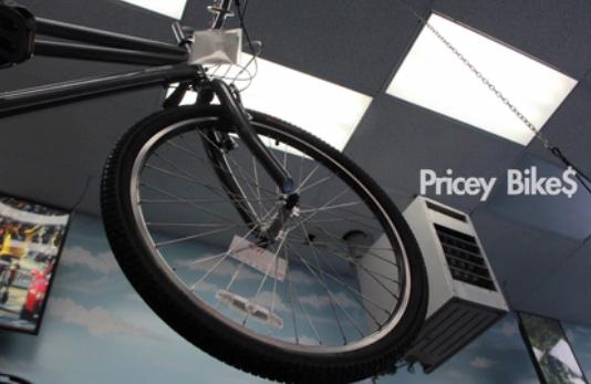 Pricey Bikes