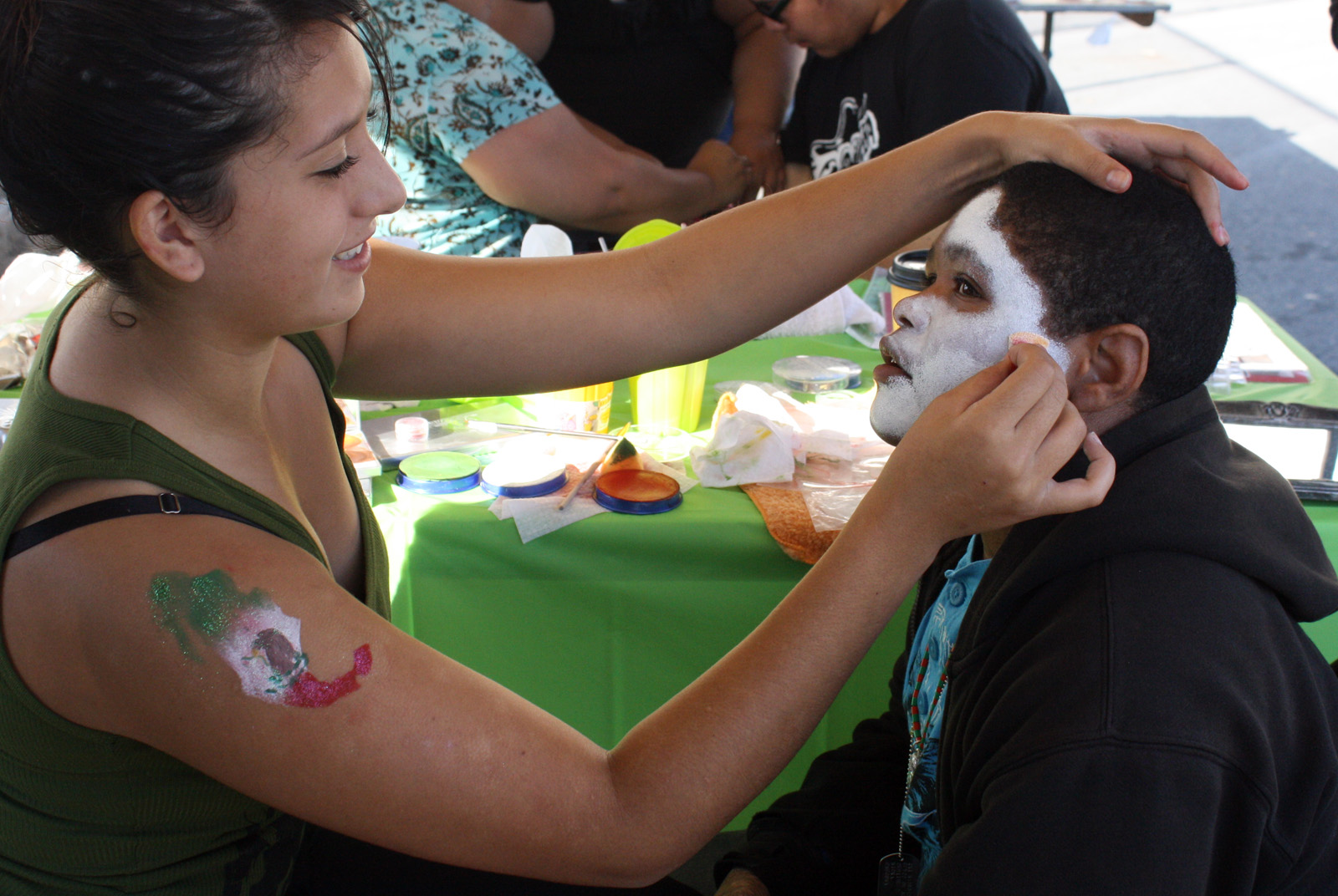 O'Connell Students Raise Funds for Seniors
