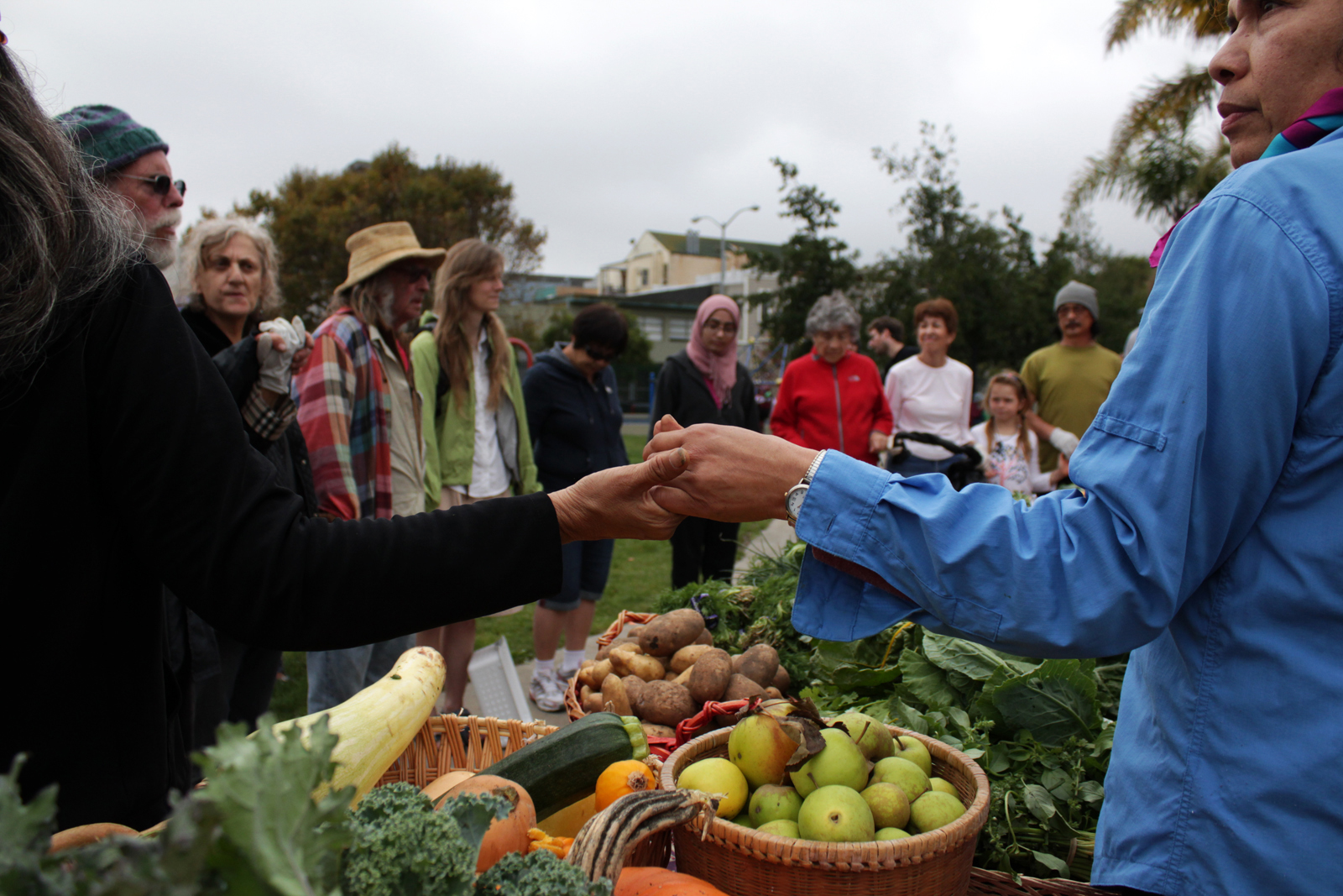 The Free Farm Stand Will Stay, City Says