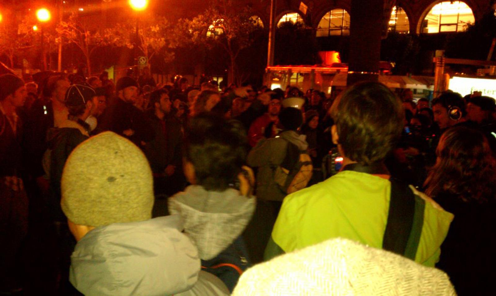 Occupy San Francisco – Live Coverage