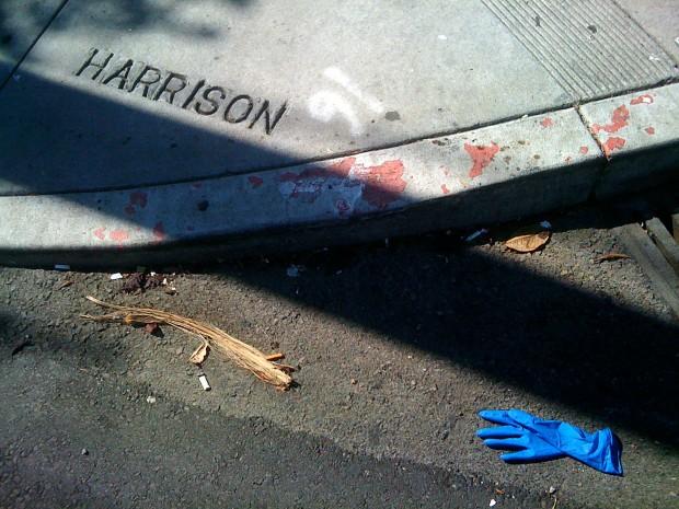Condición de Víctima de Balacera en Calle Harrison Estable aunque Grave