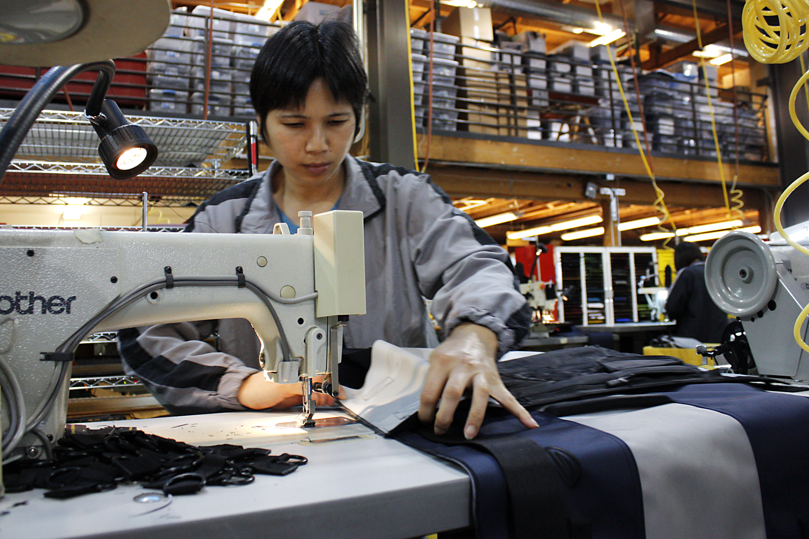 At Timbuk2, Customers Decide to Buy Local or Not