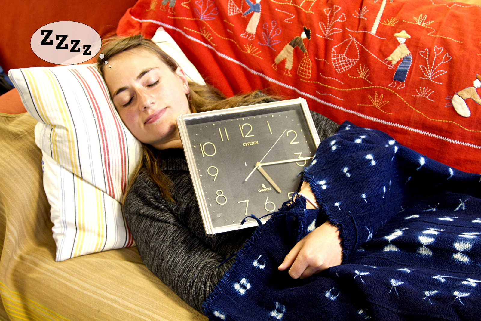 Extra Hour of Sleep!