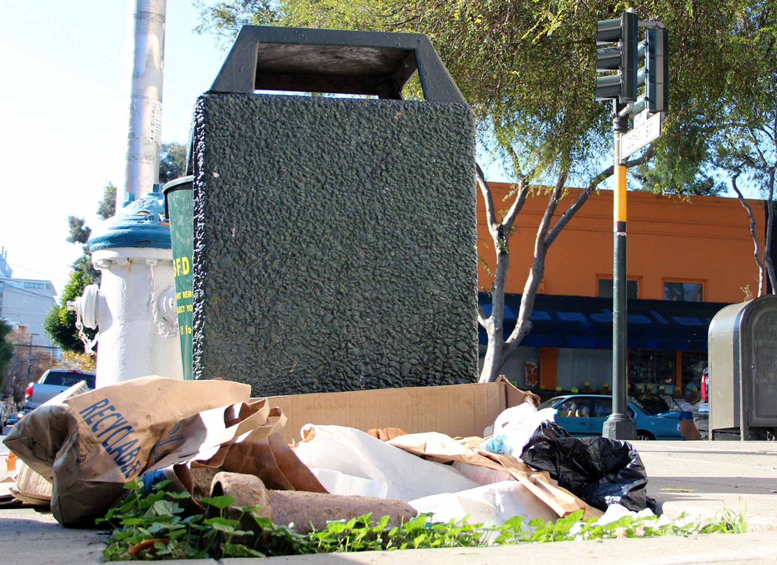 Got Trash? City Relies on Education to Sort It