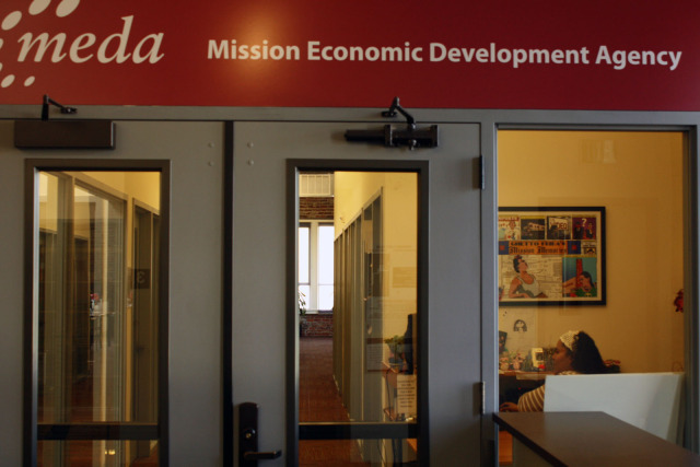 MEDA Gets $500,000 Grant to Apply for a Grant