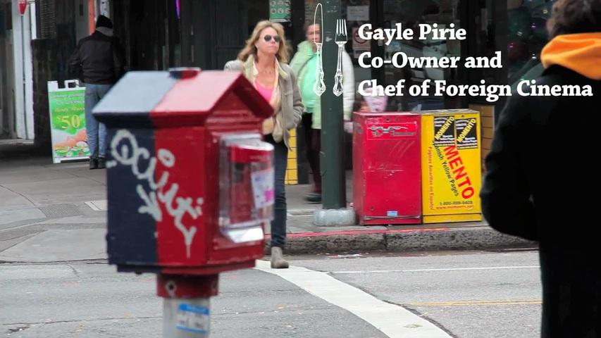 Lo Mejor Que He Comido en la Misión: Gayle Pirie de Foreign Cinema