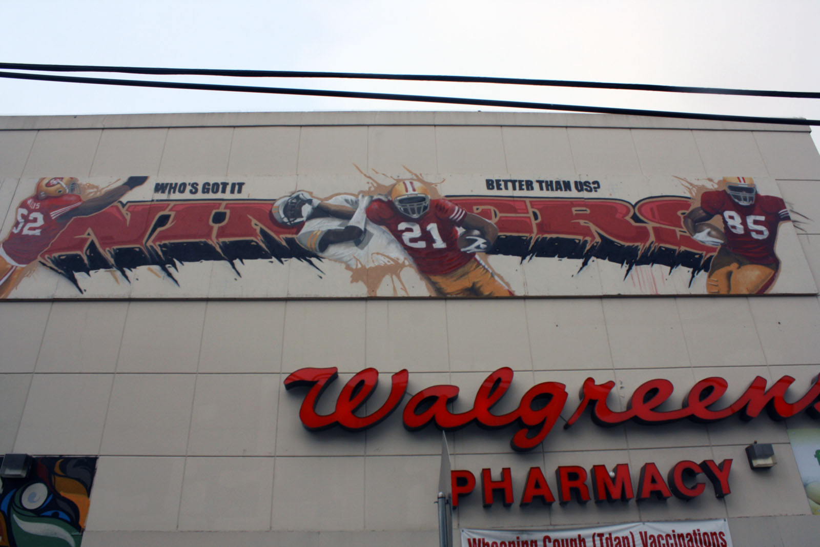 49ers' Vernon Davis to Attend Mural Unveiling