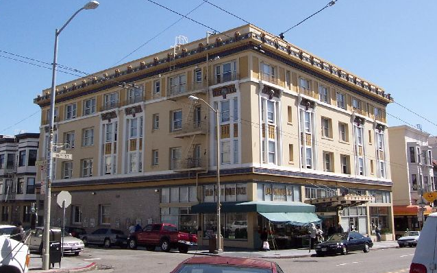 Odd Buildings: A Historic SRO on 16th Street