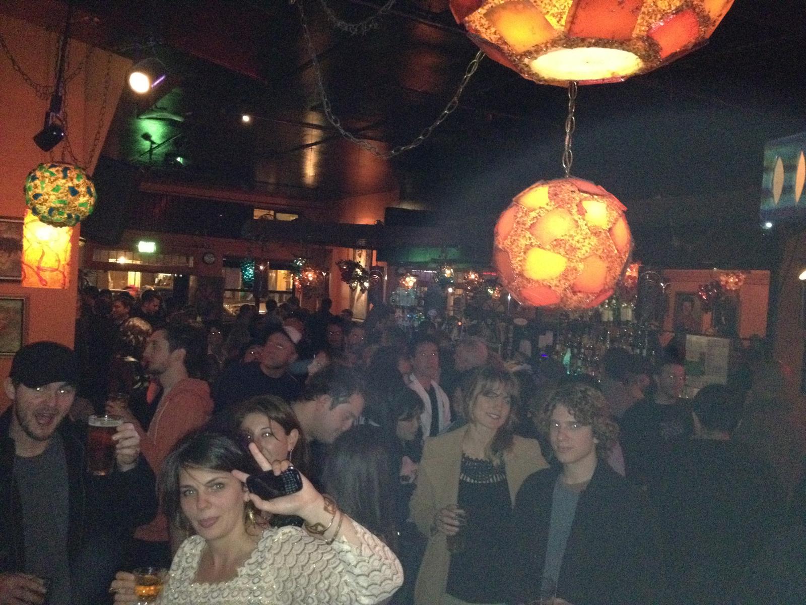 Maximum Capacity Means Nada at Popular Bars
