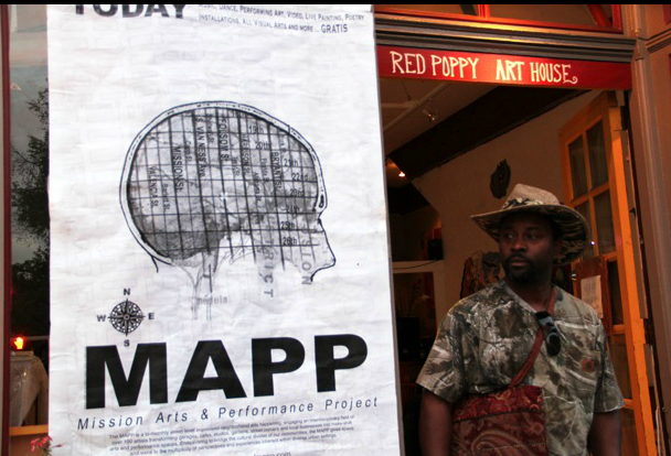 A Map and More for Saturday's MAPP, a Big Party