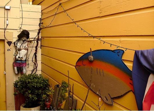 Fish and Torso By Ed Brownson