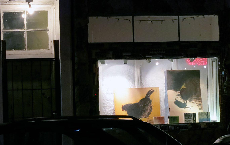 My Favorite 24th Street Chickens