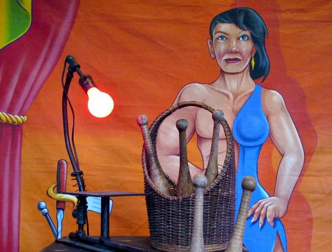 Sideshow on Valencia Street by Sangrito