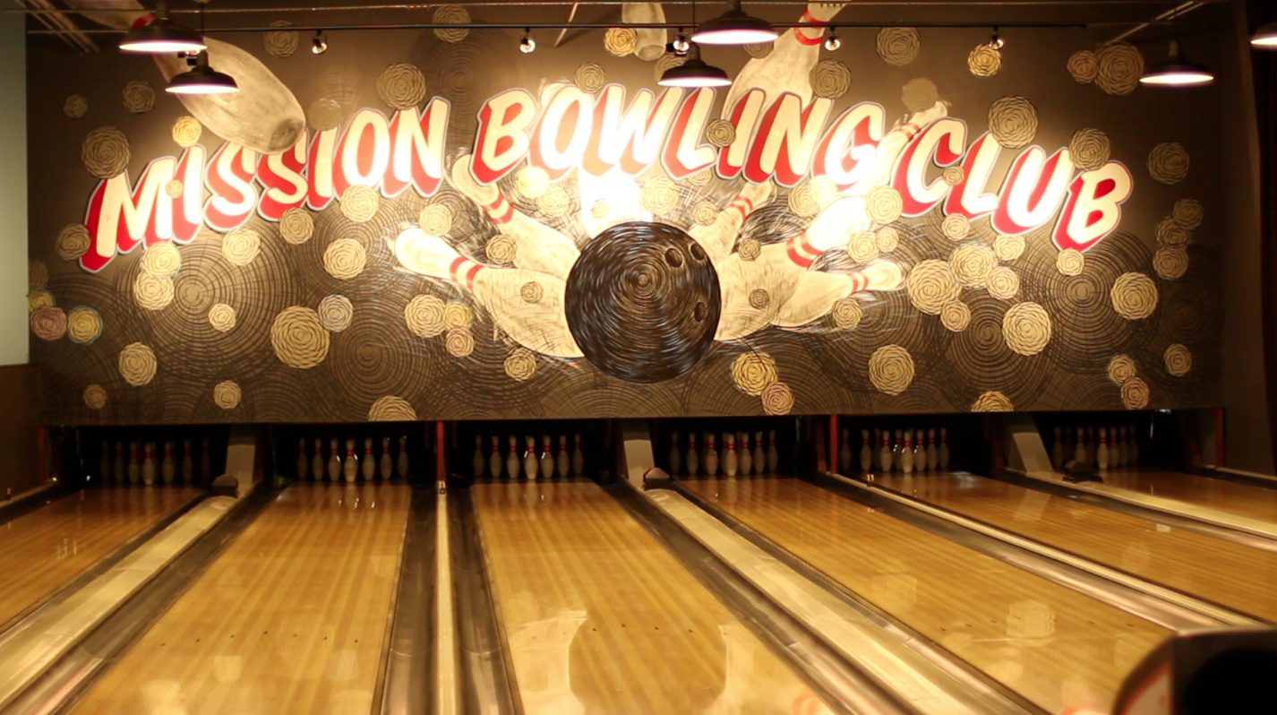 VIDEO: Love for Bowling Spurs New Lanes for the Mission