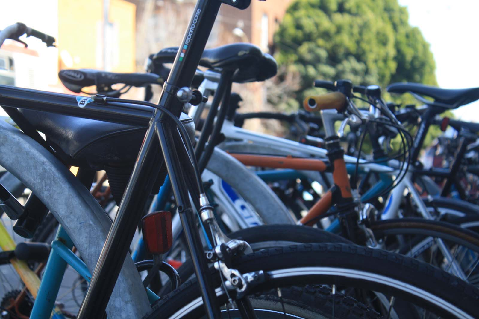 Police and Retailers Fight Bike Theft in Tandem