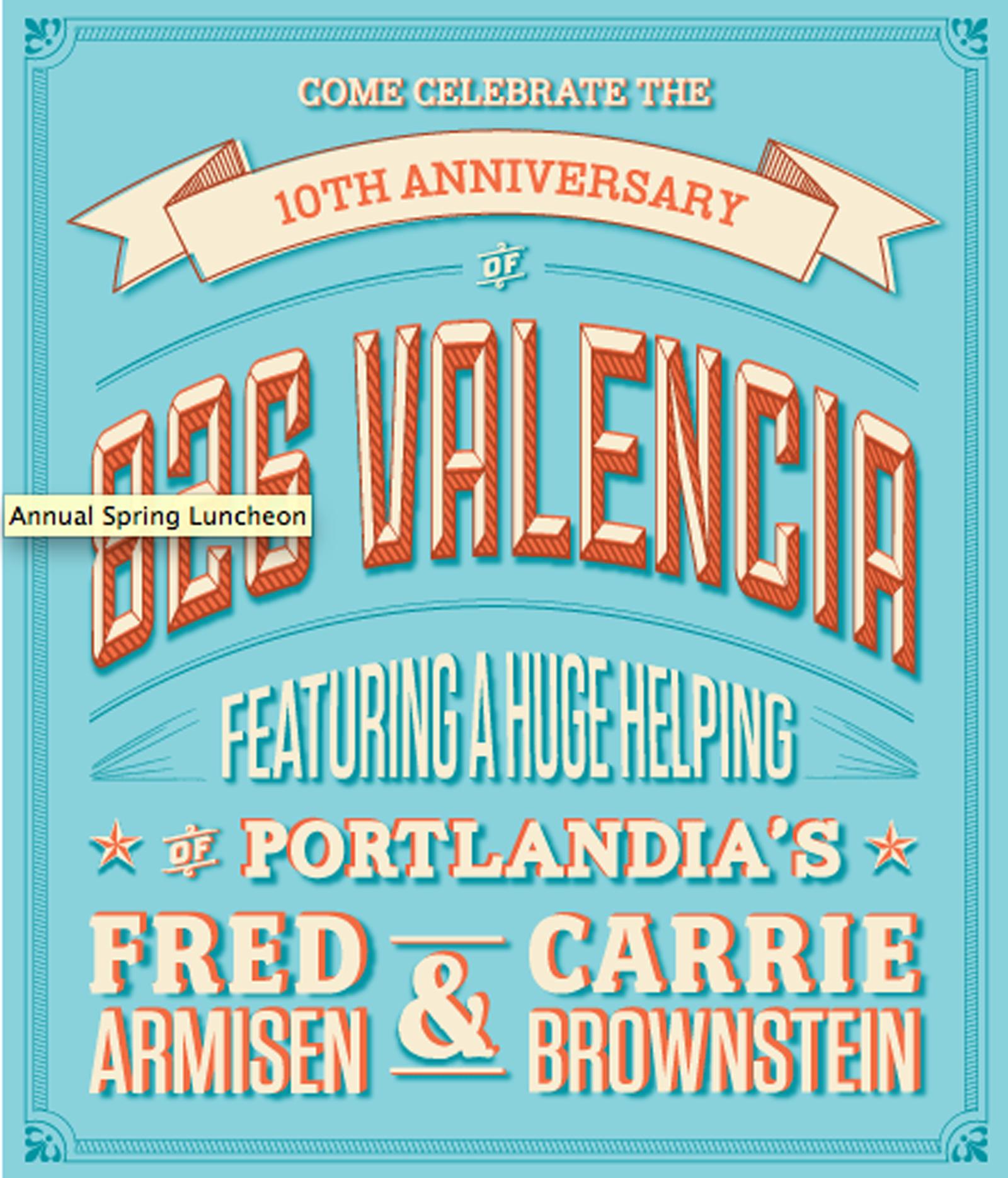 'Portlandia' Stars Celebrate 826 Valencia's 10th Anniversary