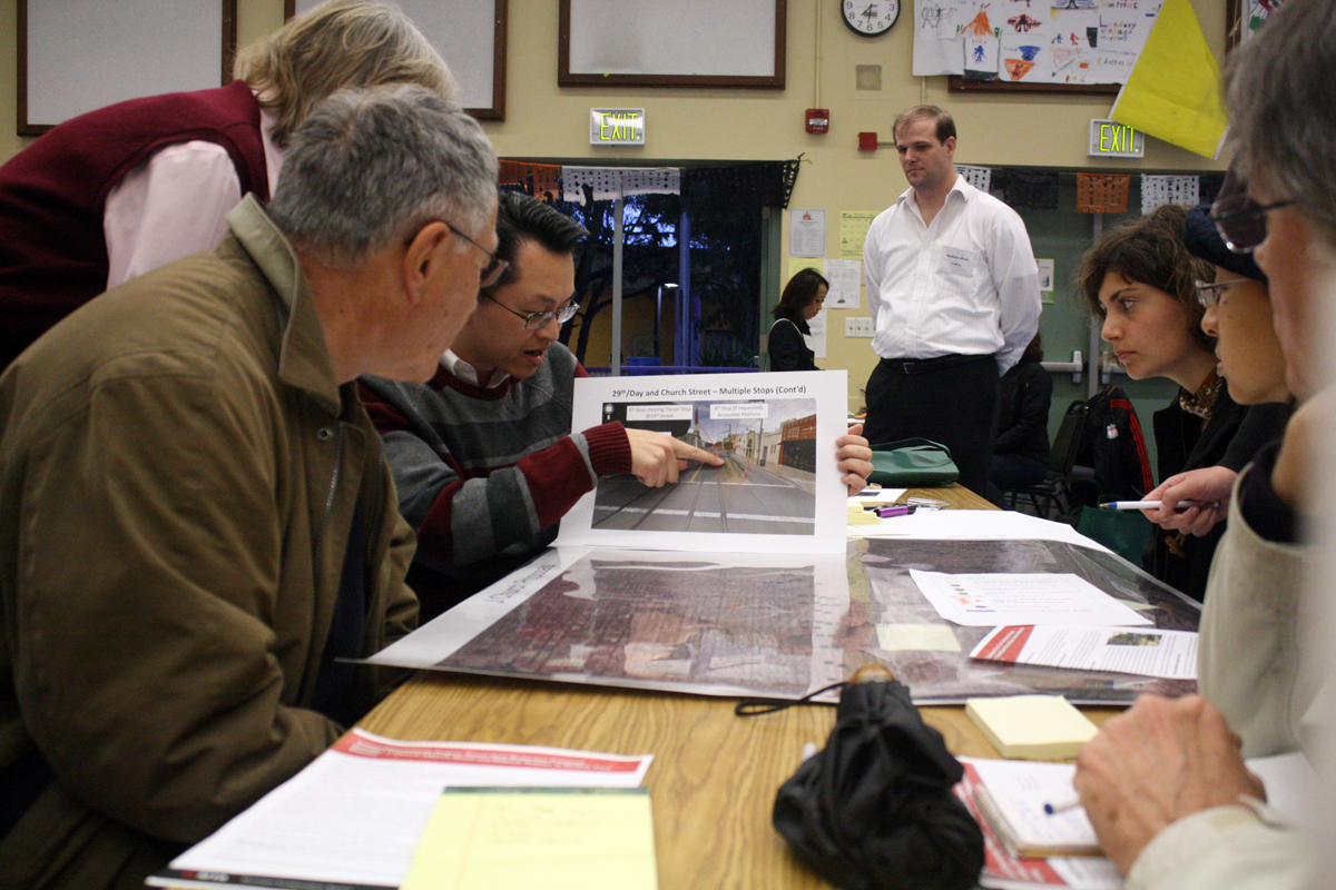 Mission Street Plan Could Speed Up Muni