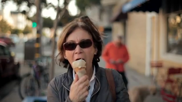 Mission Loc@l Editor Makes Cameo Appearance in Humphry Slocombe's Video Book Trailer