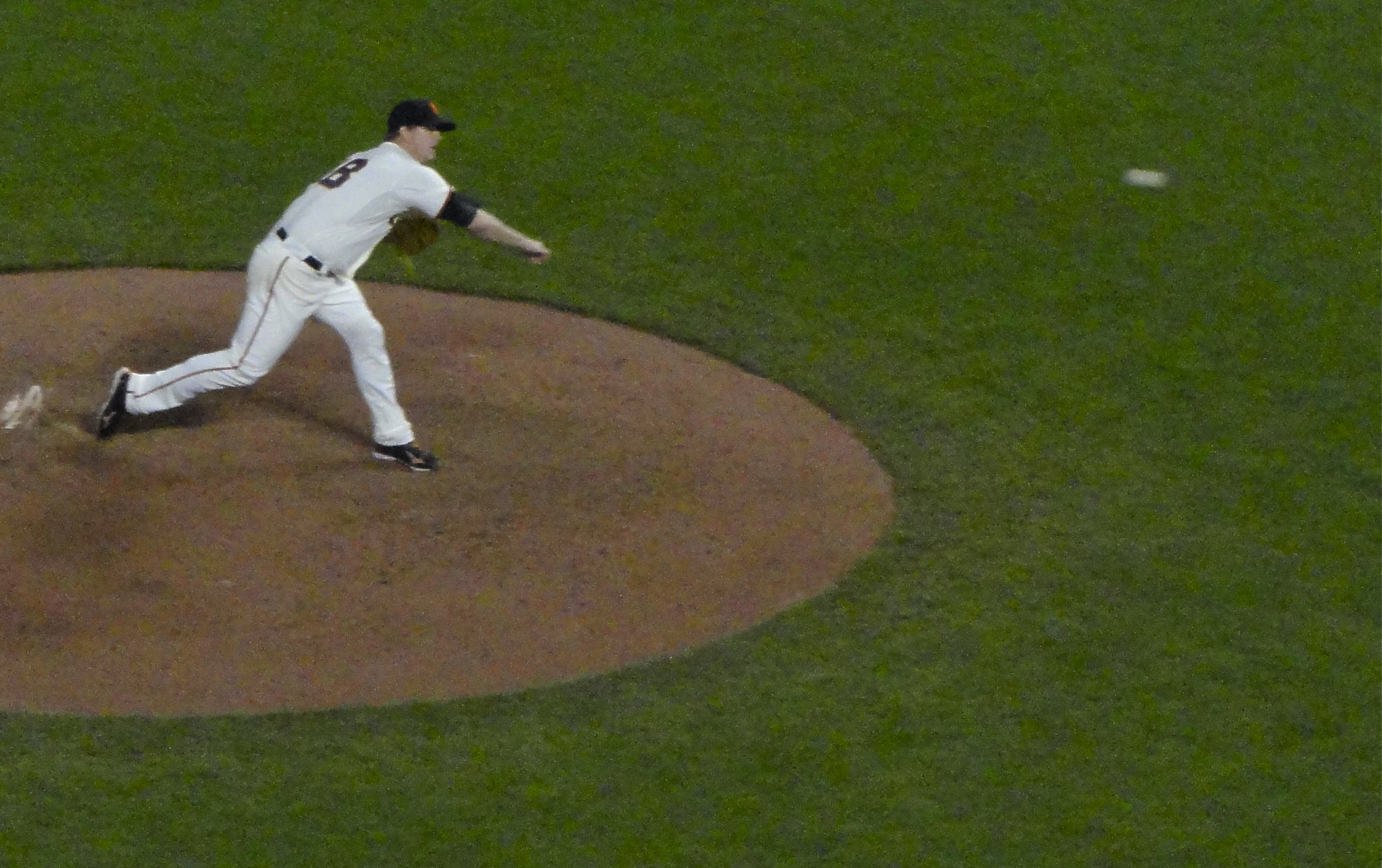 Giants Cain Do 1-0