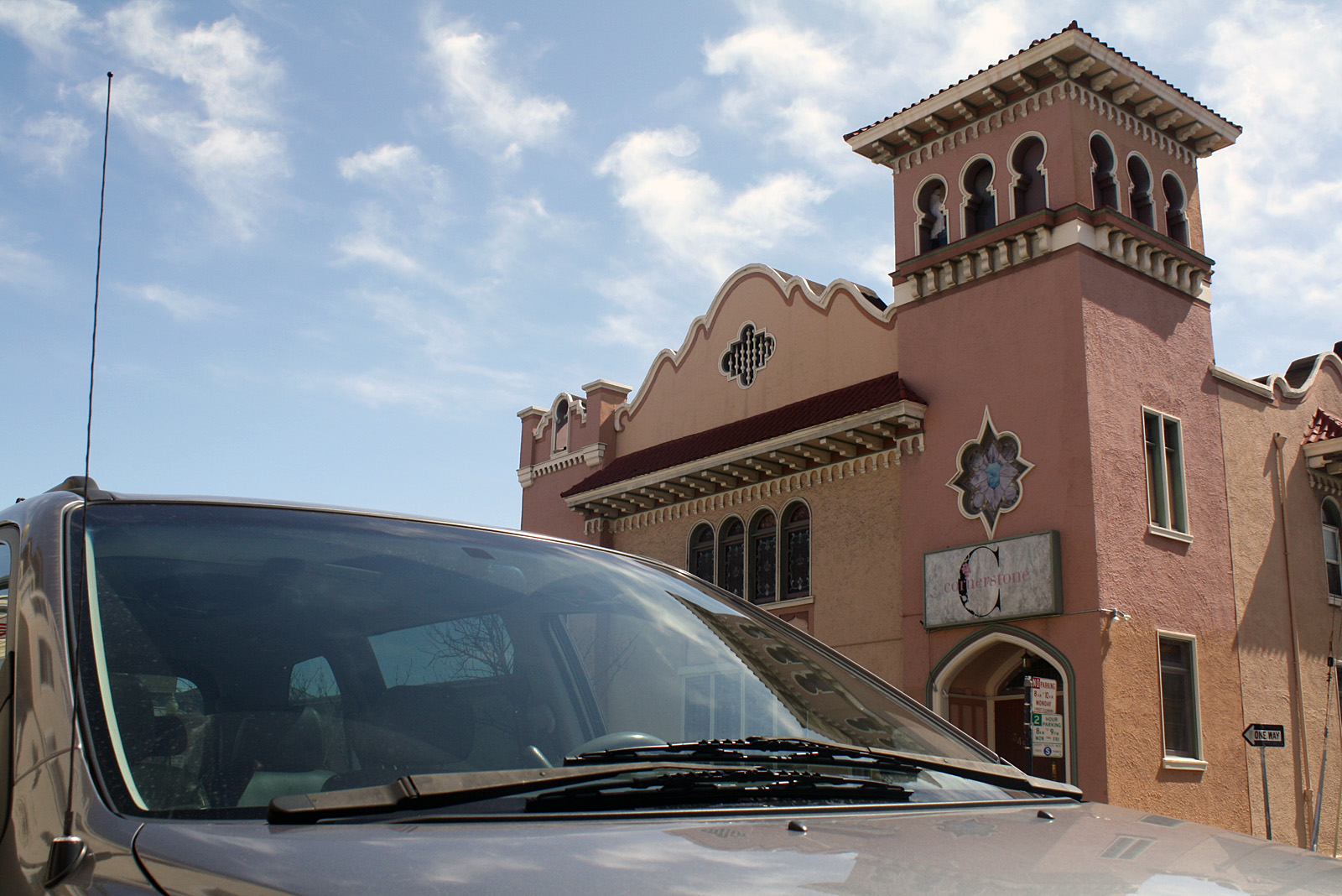 Residents Blame Churchgoers for Parking Woes
