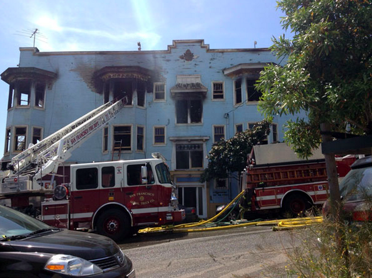 Sunday's Fire Destroyed a Lifetime of Memories