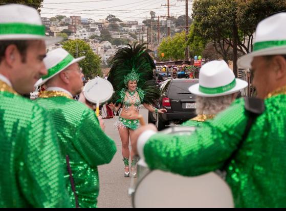Carnaval Parade in Photos