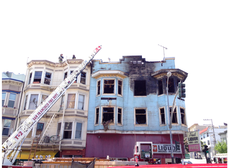 Volunteers Needed to Sort Through Donations for Duboce/Valencia Fire Victims