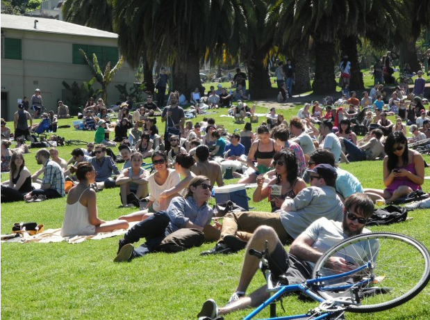 Upcoming Events at Dolores Park