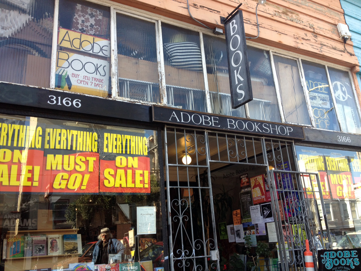 Adobe Books In Danger of Closing
