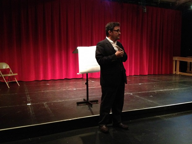Supervisor David Campos hosted a meeting recently on possible changes to the Mission's liquor moratorium.