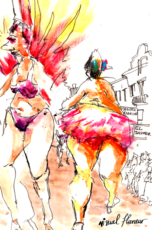 Carnaval in Sketches