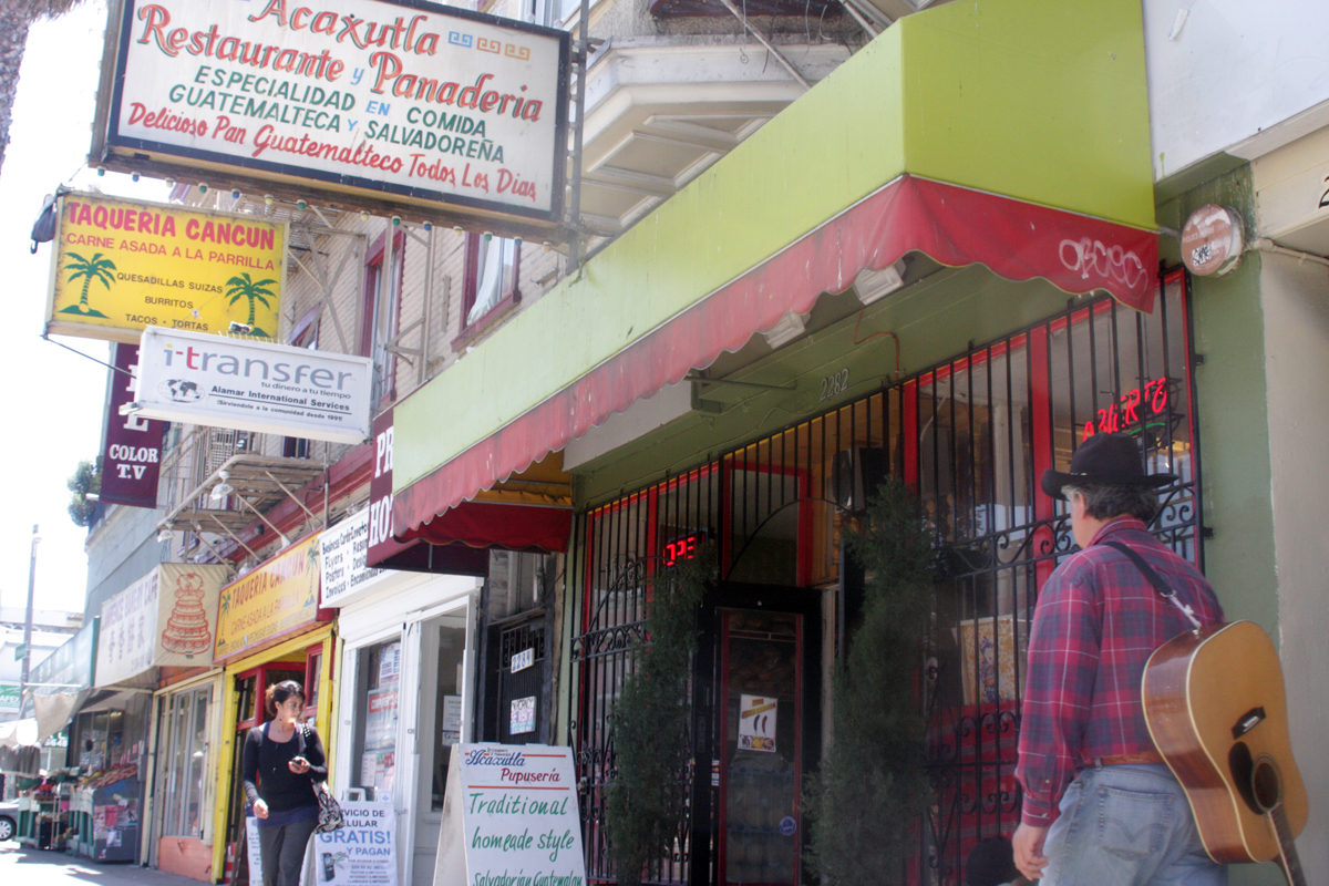 Mission Street Businesses Lose Leases