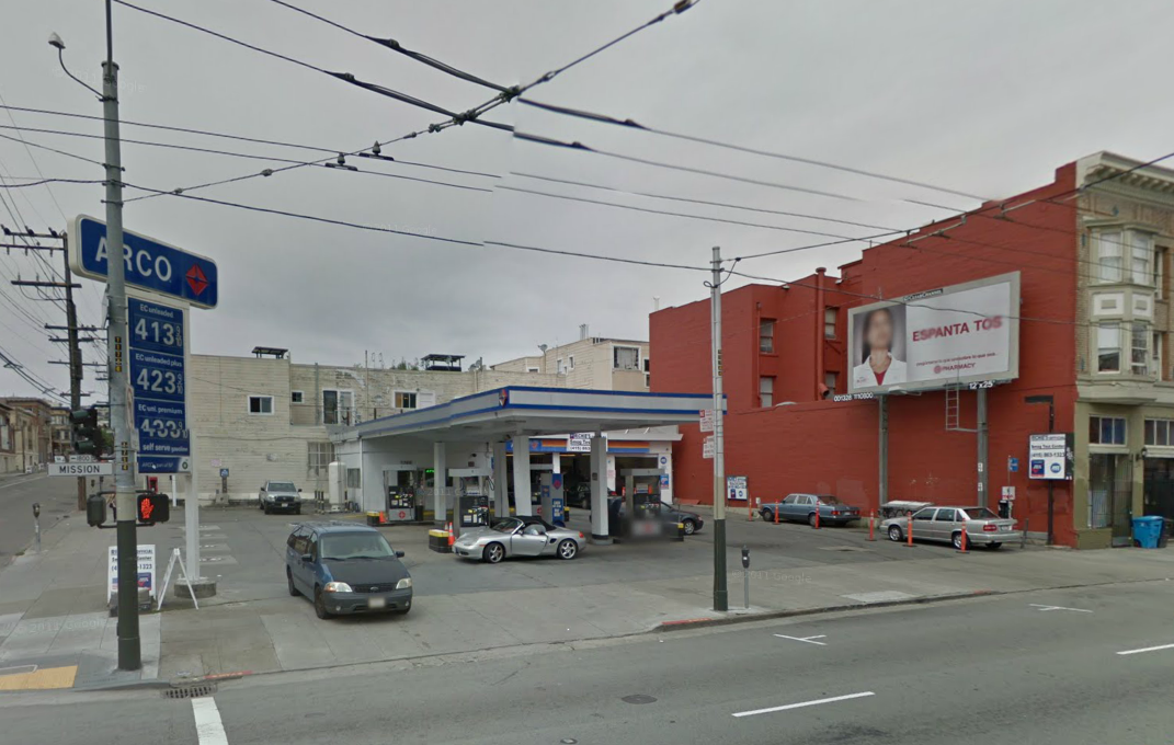 Weekend Crime Recap: Armed Robbery Outside Gas Station