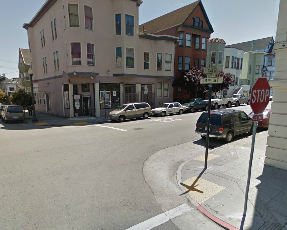 30-Year-Old Woman Allegedly Raped on 19th and Capp Sts.