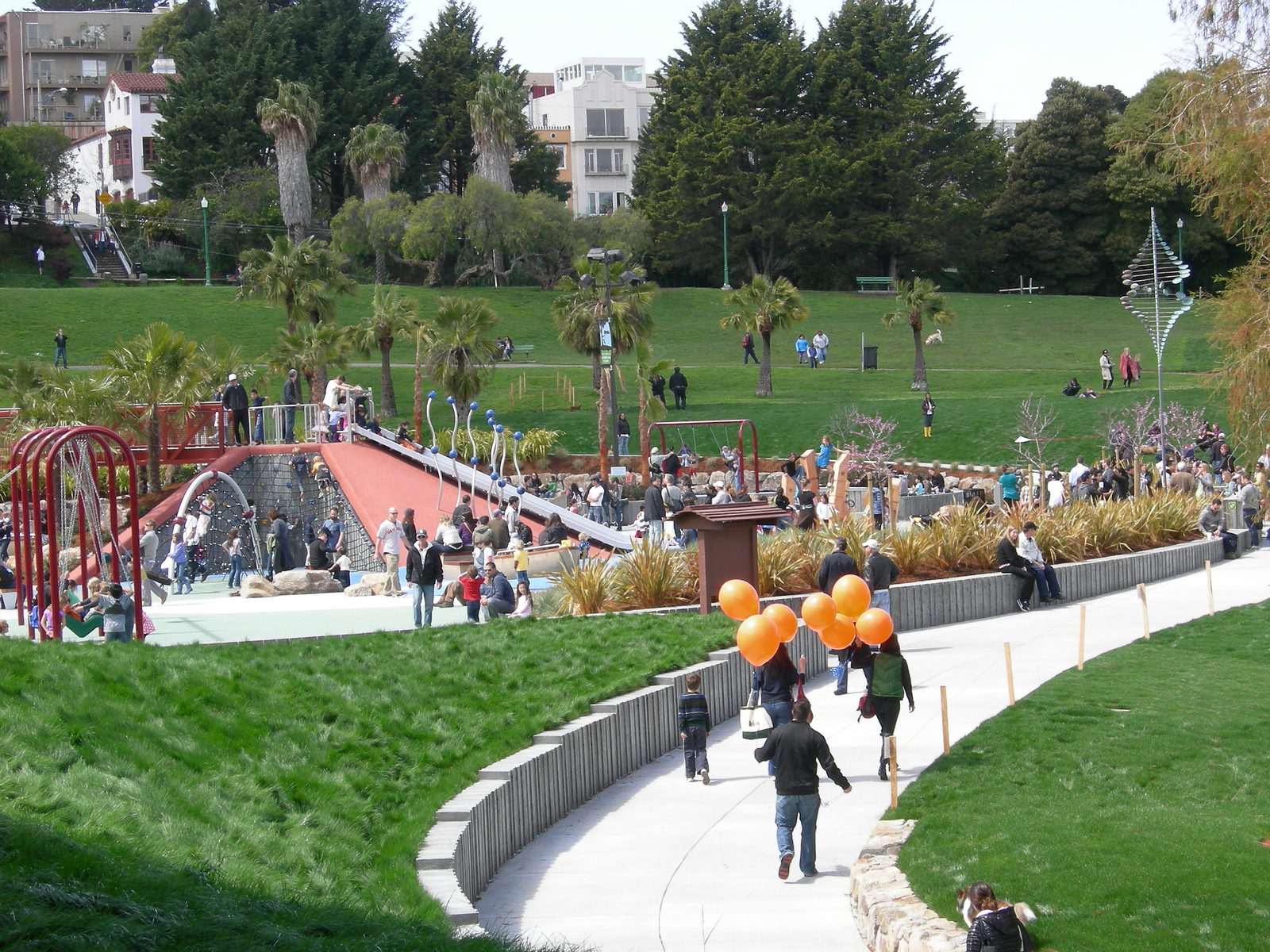 Dolores Park Nominated for Beautification Awards