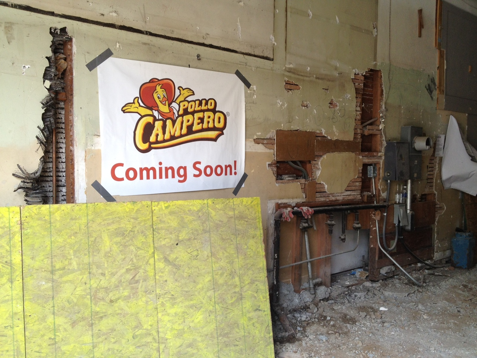 Pollo Campero to Open This Fall