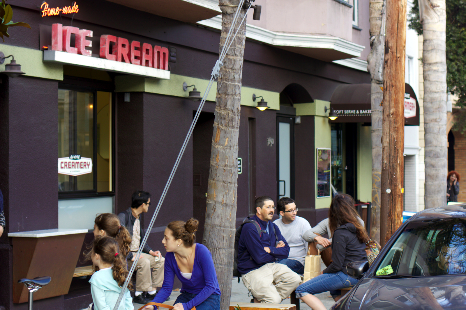 Bi-Rite Creamery Applies for Parklet