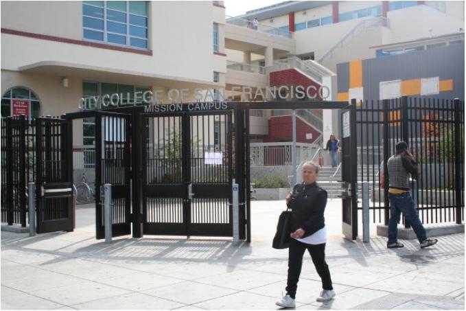 sf city college mission branch