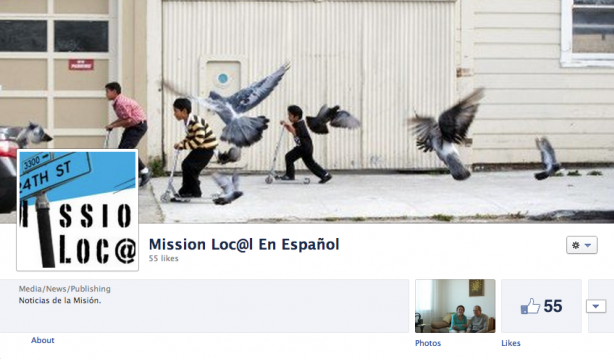 Want Your Mission News in Spanish? Like Us on Facebook and Twitter!