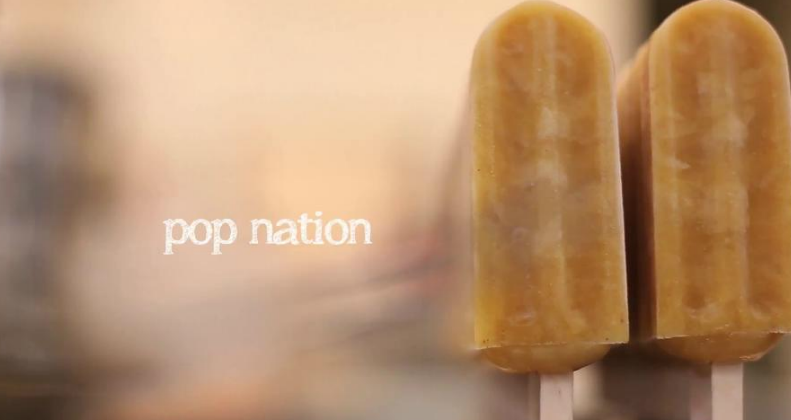Pushing Ice Pops: Kids' Treats All Grown Up