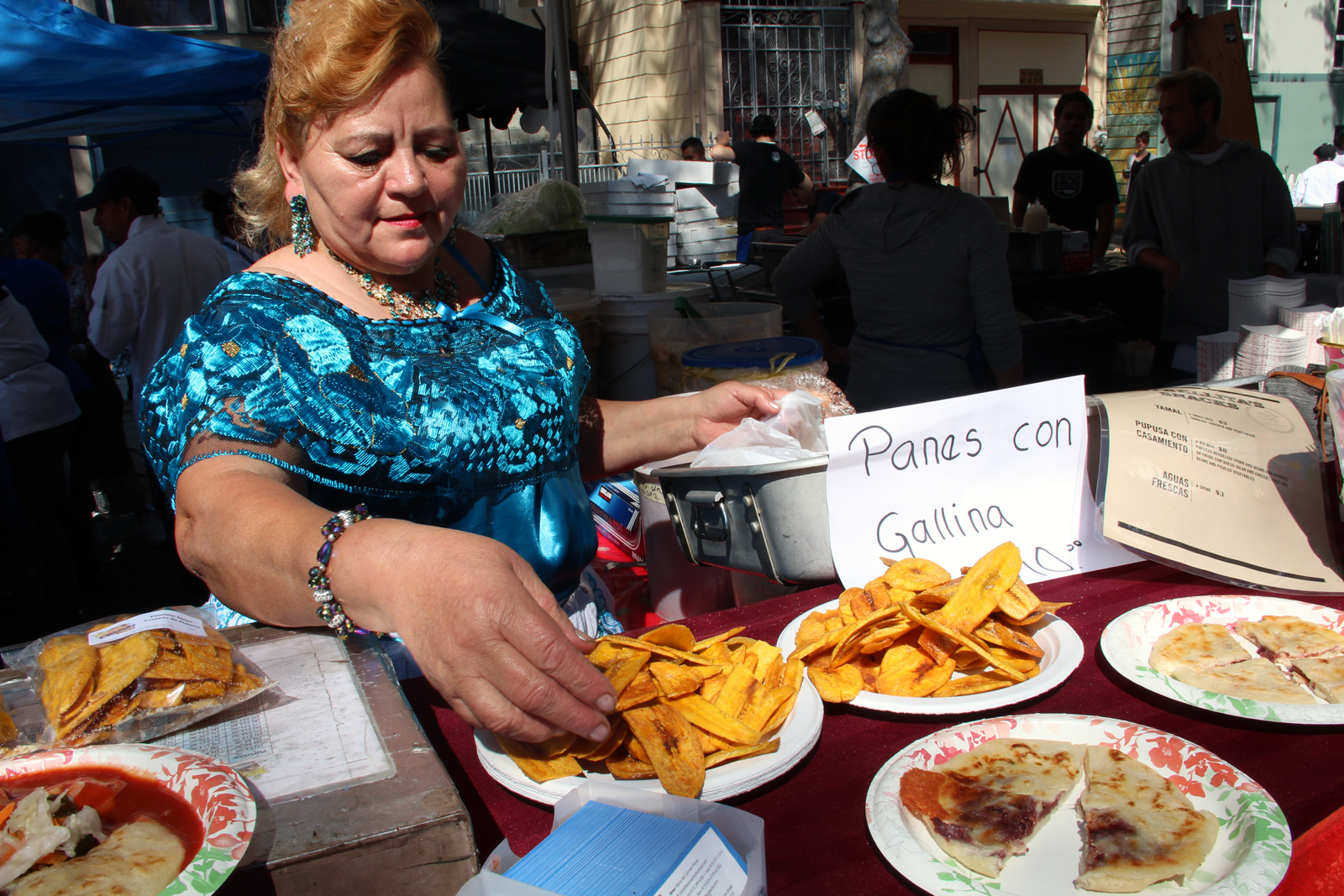 Street Food Festival: The Vendors