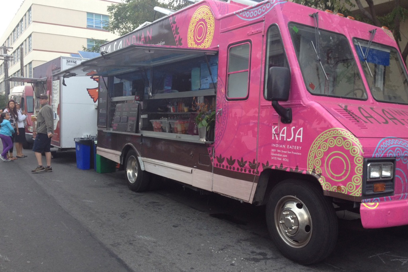 Food trucks: Are rolling restaurants the answer to city-mandated earthquake retrofits?