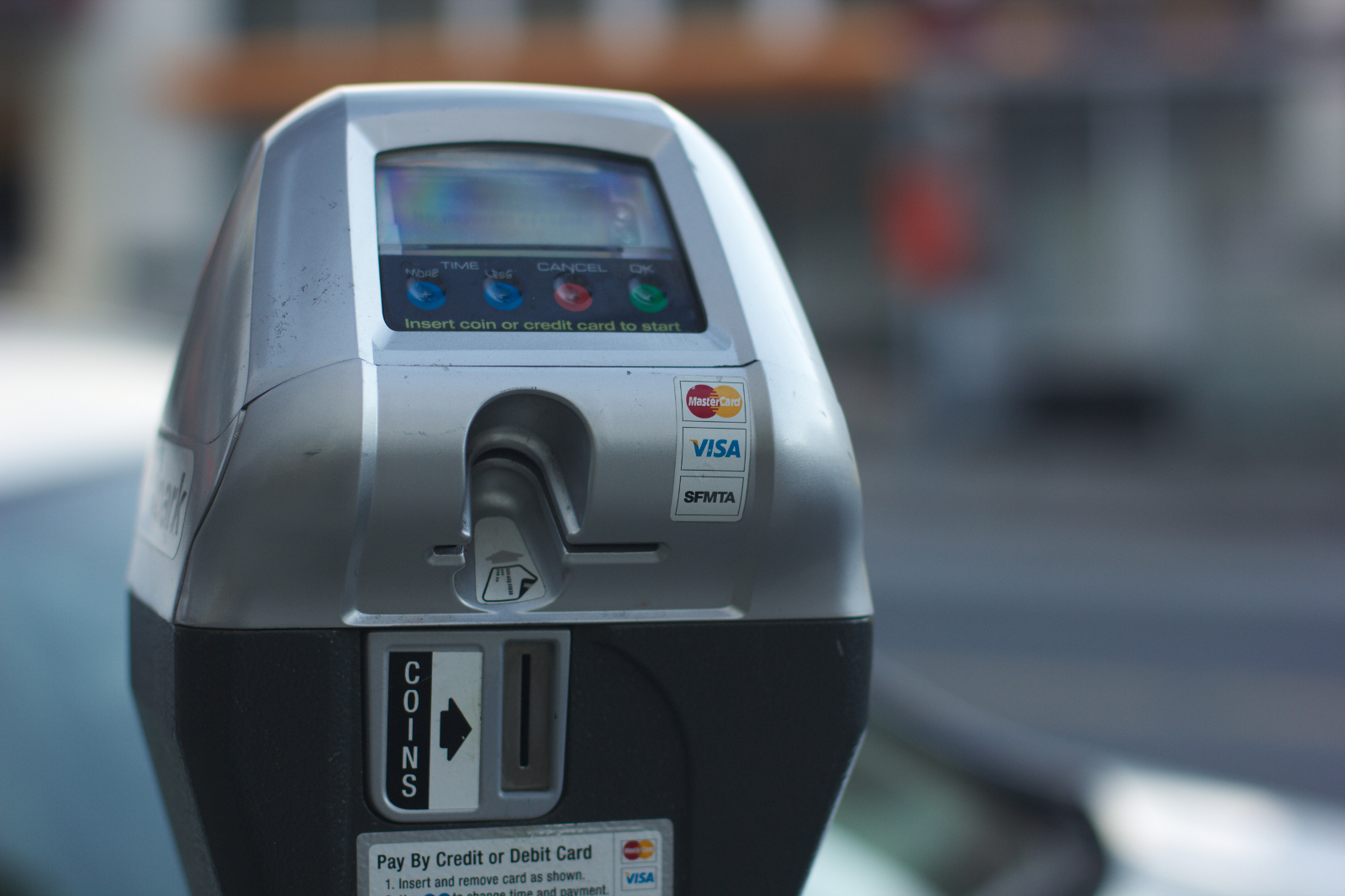 One app developer's ongoing quest for ticketless parking