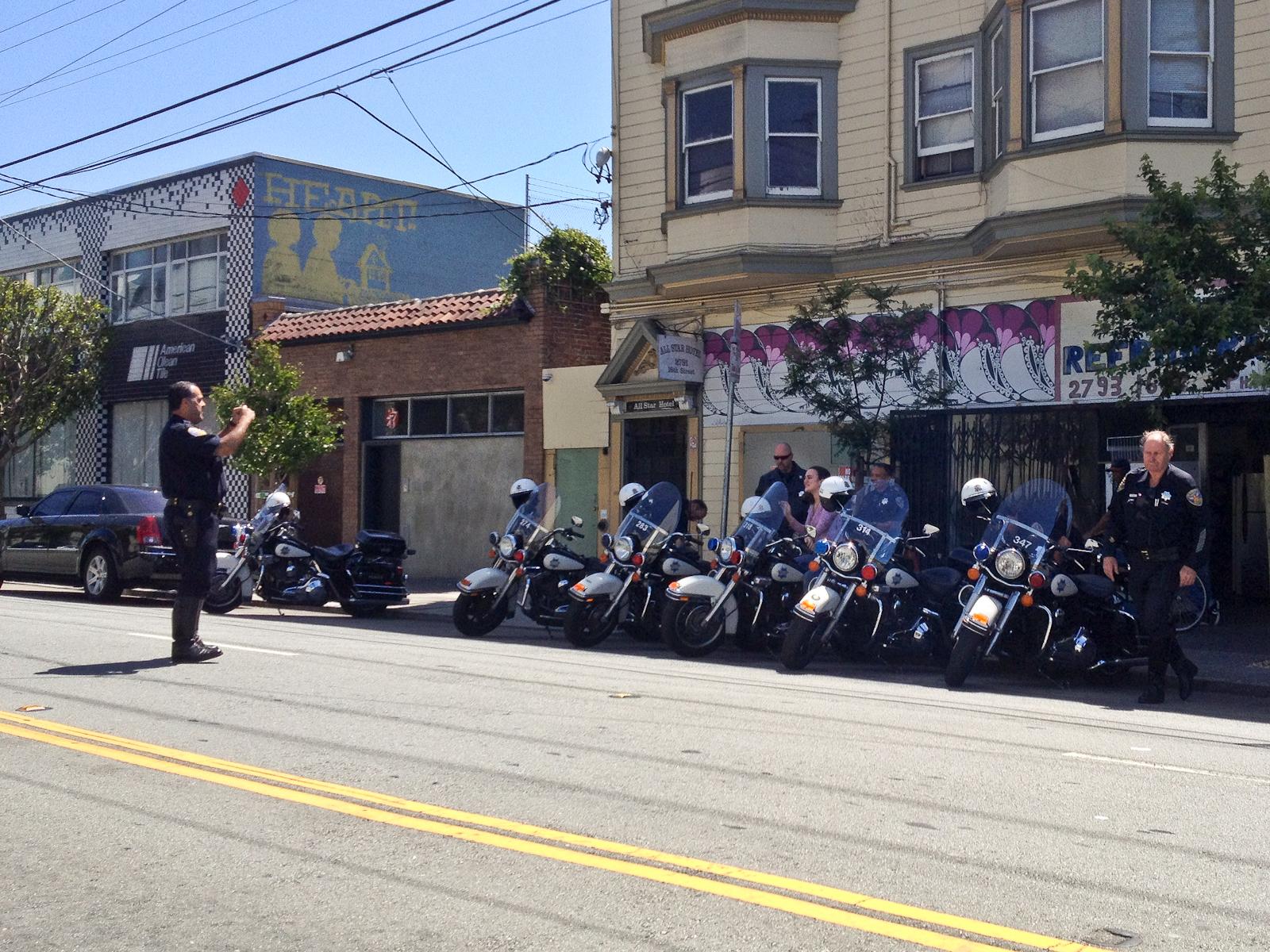SNAP: Cops Snap Too