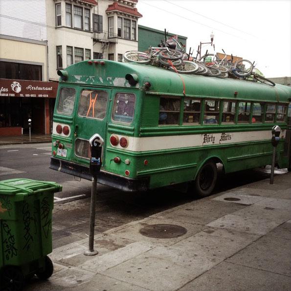 SNAP: Lean, Green, Bus Machine