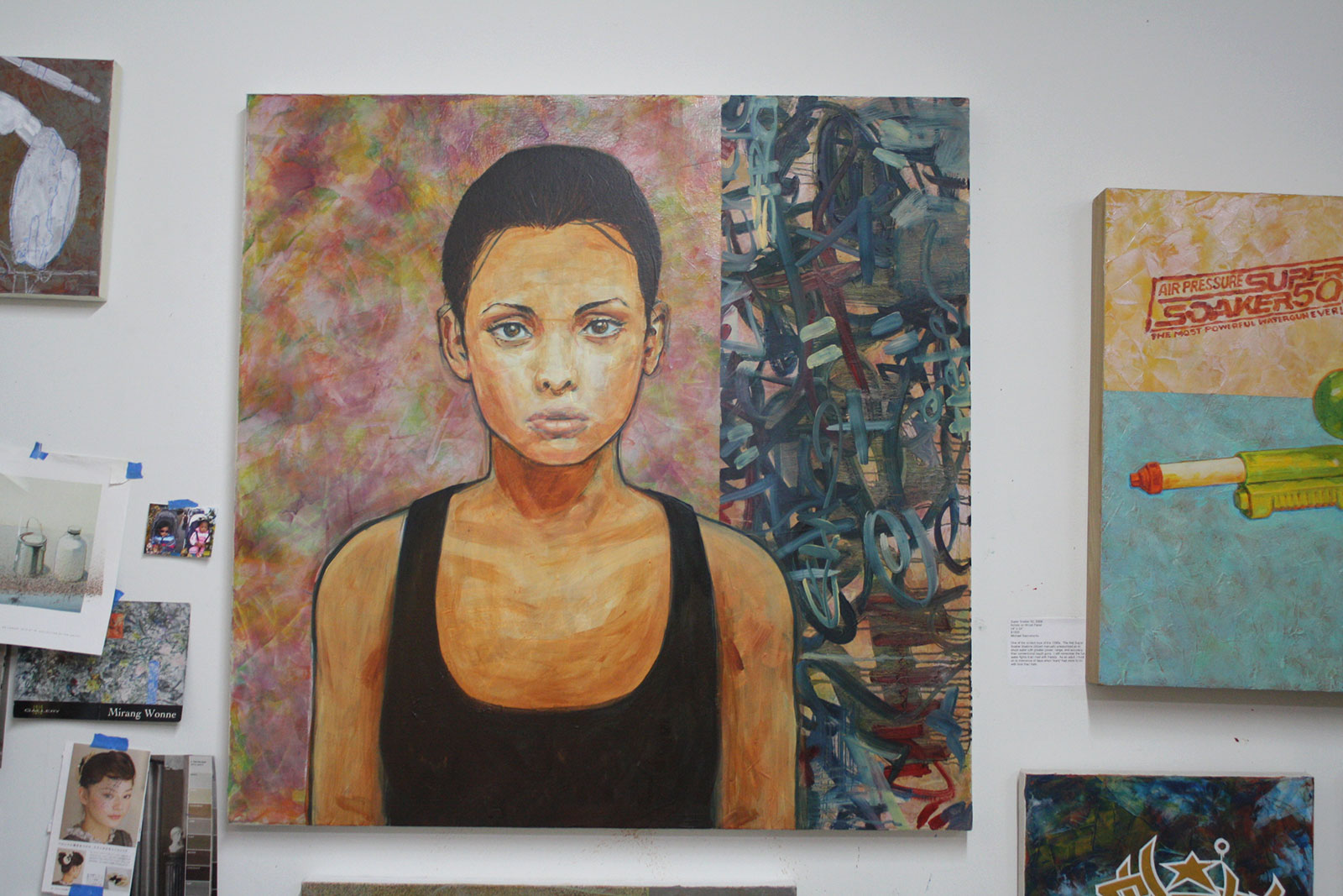 Visual Tranquility at Art Explosion's Open Studios